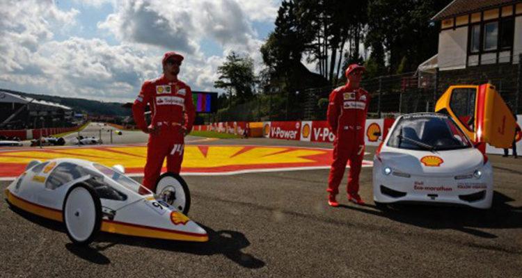 20140829_Shell_Eco_Marathon_Alonso_Raikkonen_Ferrari_1