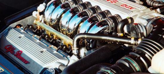 Alfa Romeo Spider 3.0 V6 24v